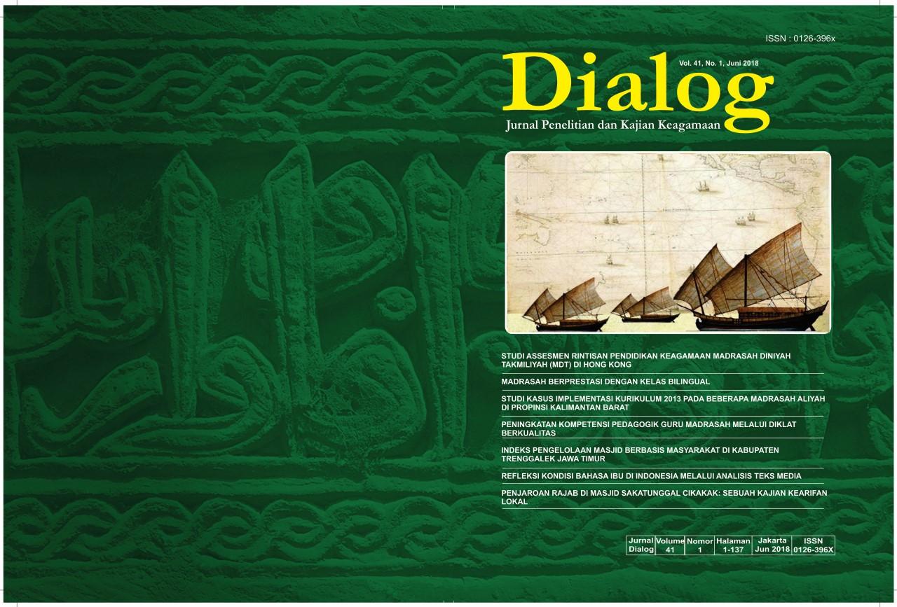 Dialog Vol 41 No 1